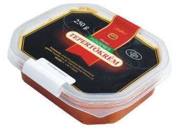 Tisza-tavi fűszeres tepertőkrém - 250gr/doboz