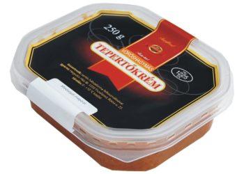Tisza-tavi vöröshagymás tepertőkrém - 250gr/doboz