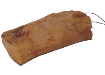 Füstölt mangalica szalonna